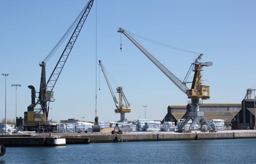 Bretagne: La région veut moins de poussières et plus de homards dans le port de Saint-Malo