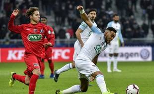 A l'image de Dimitri Payet, l'OM s'est profondément enlisé dans la crise avec son élimination en Coupe de France contre Andrézieux.