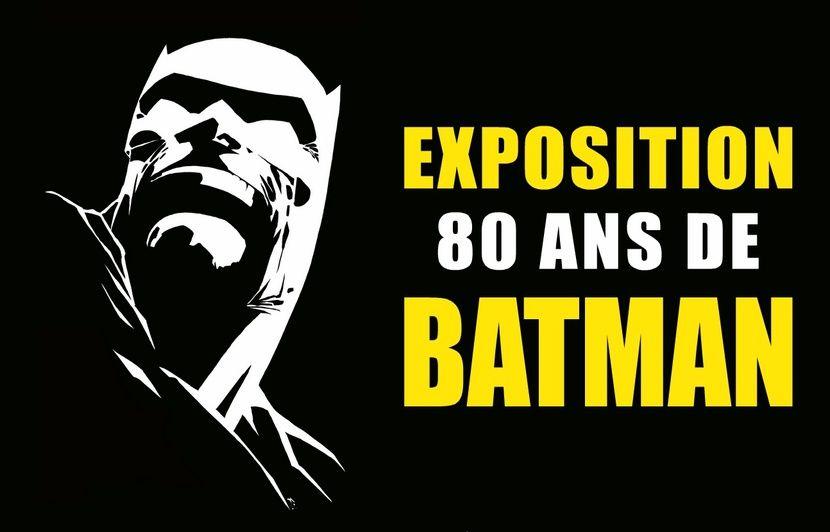 VIDEO. On a visité l'incroyable exposition Batman au festival d'Angoulême