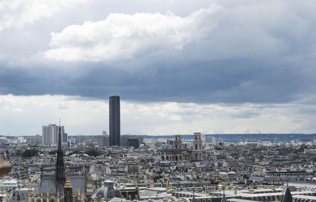 Un projet de végétalisation de la Tour Montparnasse doit commencer cette année.