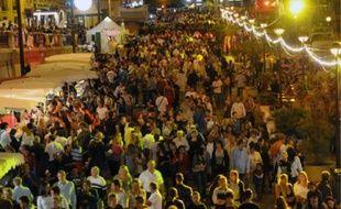 L'année dernier, « Lou festin dou pouort » avait attiré près de 30 000 personnes à Nice.