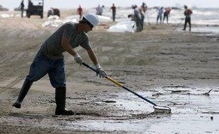 Les bénévoles s'activent pourtant sur les côtes, ainsi que les pêcheurs. Ils tentent d'apporter de l'aide aux animaux touchés et de récupérer, comme ils le peuvent, du pétrole.
