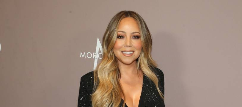 La chanteuse Mariah Carey