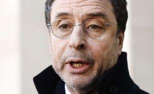 Alexandre Djouhri avant son extradition vers la France, en janvier.