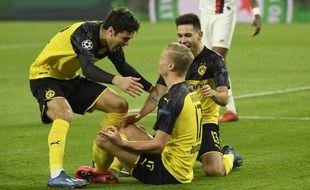 Erling Haaland, la nouvelle coqueluche de Dortmund.