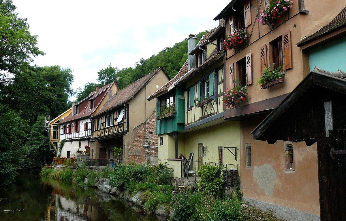 Voilà Kaysbersberg élu village préféré des Français, la deuxième commune alsacienne à obtenir ce titre. – Wikimedia commons.