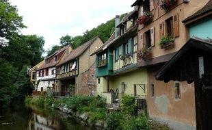 Voilà Kaysbersberg élu village préféré des Français, la deuxième commune alsacienne à obtenir ce titre.