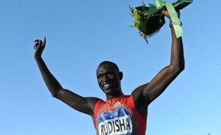 Le Kenyan David Rudisha, maître du 800 m, rêve d'affronter Usain Bolt, la superstar jamaïcaine du sprint mondial, à l'occasion des jeux Olympiques de Londres où les deux hommes pourraient - très hypothétiquement - se retrouver face à face lors du relais 4x400m.