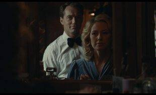 Jude Law et Carrie Coon dans de Sean Durkin