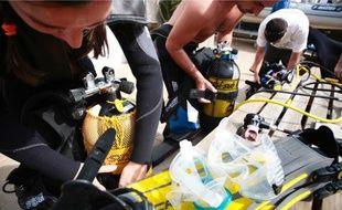 Depuis le début de l'année, neuf personnes sont mortes dans des accidents de plongée en Méditerrannée.