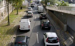 La mairie de Paris prévoie de rendre les berges de la rive droite de la Seine interdite aux voitures.