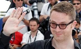 Le réalisateur du film «Drive», Nicolas Winding Refn, au Festival de Cannes, le 20 mai 2011.