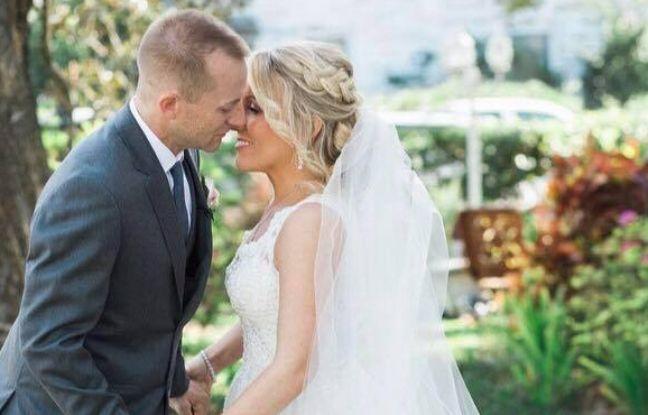 etats unis poignard e par son ex compagnon en 2012 elle se marie avec son sauveur. Black Bedroom Furniture Sets. Home Design Ideas
