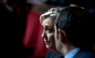 Marine Le Pen exprime des