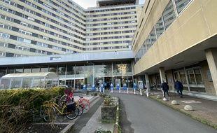 Le Centre Hospitalier Universitaire (CHU) Pellegrin à Bordeaux