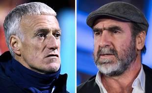 Didier Deschamps avait porté plainte pour diffamation contre Eric Cantona avant l'Euro 2016.