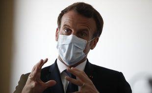 Emmanuel Macron s'exprime ce lundi soir à 20h02 sur l'épidémie de coronavirus.