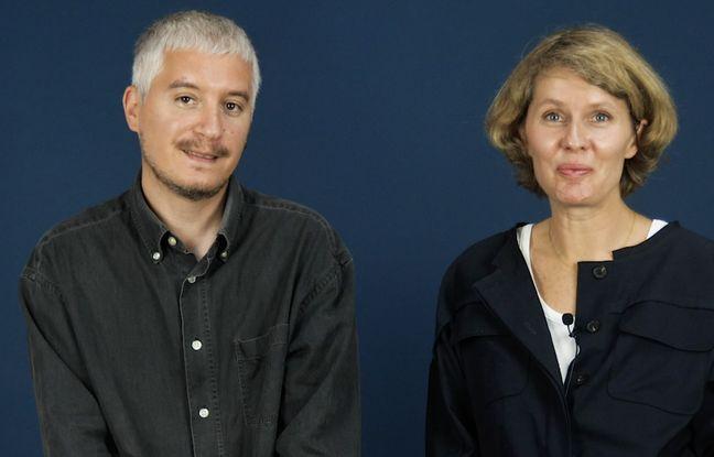 Lionel Le Floch et Carole Beauverger ont fondé la marque Supergreen, qui produit des chaussures avec des matières végétales.