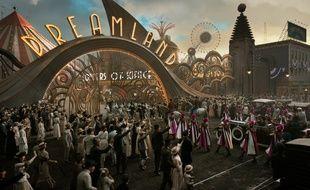 Dreamland, le parc d'attraction de Dumbo, ressemble beaucoup à Disneyland