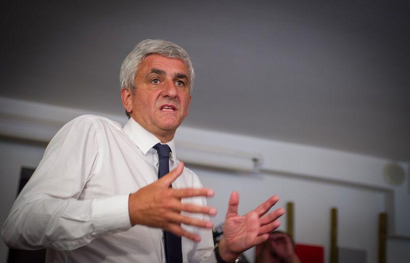 Européennes: Le parti Les Centristes, d'Hervé Morin, rejoint Les Républicains