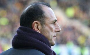 L'entraîneur nantais Michel Der Zakarian /Credit:MINIER/SIPA/1501111933
