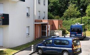 Les fillettes de 4 et 6 ans ont été retrouvées dans leur appartement à Relecq-Kerhuon, le 20 juillet 2021.