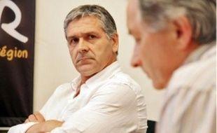 « J'ai bon espoir », affirme Pierre Chadebech, l'entraîneur du LMR.