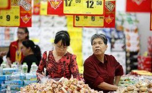 La hausse des prix à la consommation en Chine, principale jauge de l'inflation, a atteint 2,6% en 2013, le même niveau qu'en 2012, mais ce répit pourrait être momentané selon les experts.
