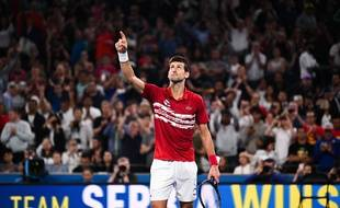 Djokovic Takes Place Against Nadal The Final Of The Atp Cup Decided Endouble Teller Report