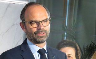 Le Premier ministre Edouard Philippe, à la préfecture de Lille, le 23 février 2018.