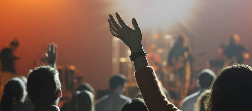 Illustration d'un concert