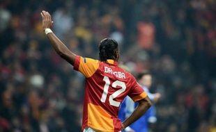 L'UEFA a rejeté la plainte de Schalke pour contester le droit de Didier Drogba de jouer en Ligue des champions avec Galatasaray, a confirmé mercredi le club allemand à l'agence allemande SID.