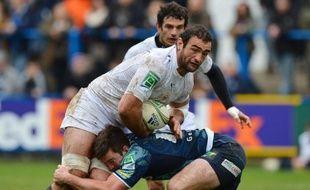 Montpellier a arraché un difficile succès à l'Arms Park de Cardiff (35-24) face à une équipe des Blues réduite à 14 pendant 55 minutes, dimanche lors de la 3e journée de Coupe d'Europe.