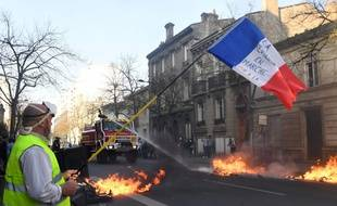 Une soixantaine de personnes ont été interpellées samedi à Bordeaux à l'occasion de l'acte 20 des «gilets jaunes».