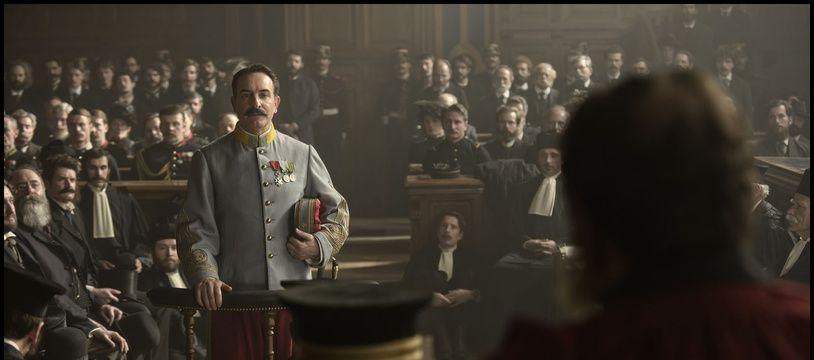 Jean Dujardin dans «J'accuse» de Roman Polanski