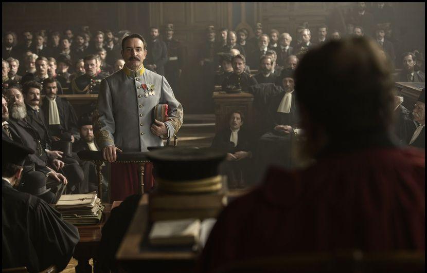 NE PAS PUBLIER « J'accuse » de Roman Polanski : Une reconstitution de l'affaire Dreyfus
