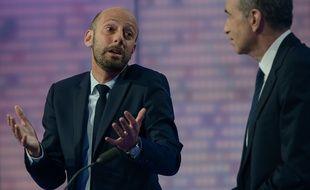 Stanislas Guerini, patron du parti LREM, sur le plateau de France 2 le 28 juin 2020.