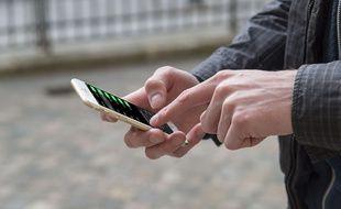 L'Azuréen reçoit SMS et appels au contenu suspect (Illustration)