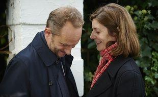 Benoît Poelvoorde et Chiara Mastroianni dans le film «3 coeurs».
