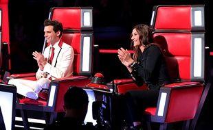 Mika et Zazie, coach de la saison 4 de The Voice sur TF1