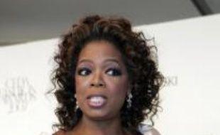 Oprah Winfrey à New York, le 4 Juin 2007.