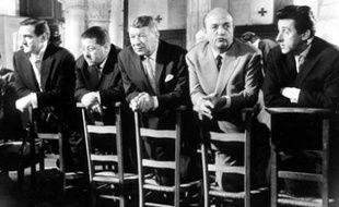 Image du film «Les tontons flingueurs», de Georges Lautner.