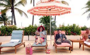Alex Borstein et Rachel Brosnahan dans la saison 3 de The Marvelous Mrs Maisel