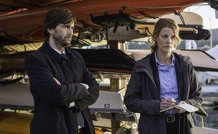 «Gracepoint», diffusée sur Fox, est un remake de la série britannique «Broadchurch»