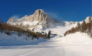 Gresse-en-Vercors a rouvert hier la totalité de son domaine skiable.