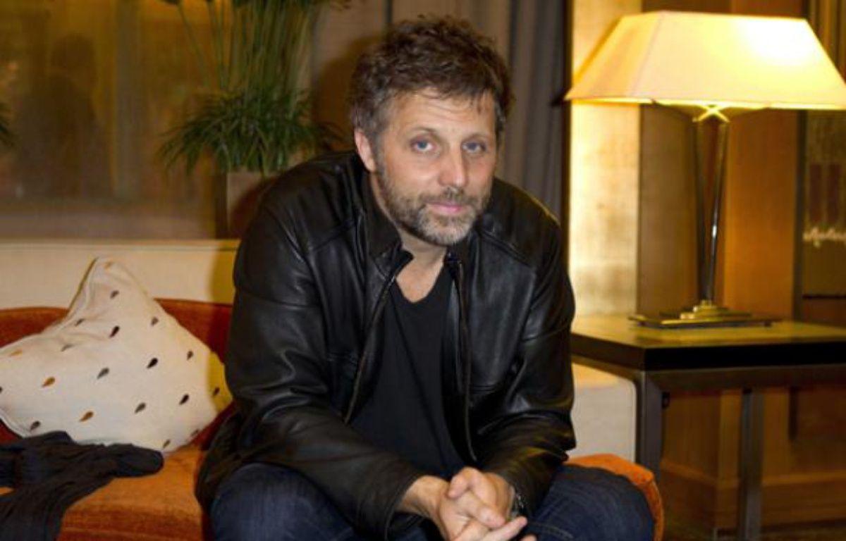 L'humoriste Stéphane Guillon, au Palais de la Mediterranée de Nice, le 5 novembre 2010 – SYSPEO/SIPA