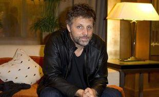L'humoriste Stéphane Guillon, au Palais de la Mediterranée de Nice, le 5 novembre 2010