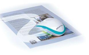 Balayer les documents avec la souris suffit pour les copier, textes et photos comprises.