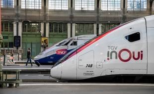 Les trains inOui vont remplacer les TGV