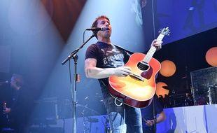 Le chanteur James Blunt